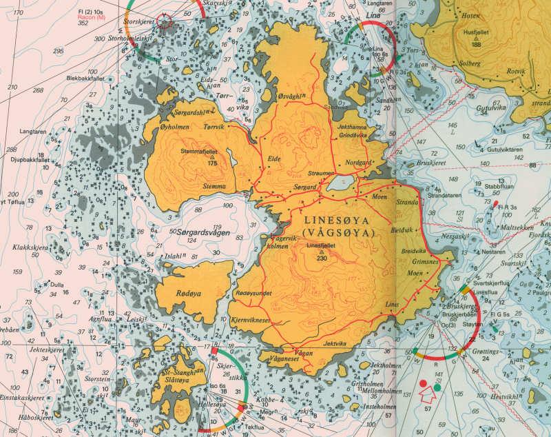 linesøya kart Linesøykart linesøya kart